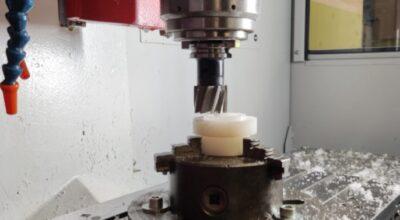 Un centro di lavoro all'avanguardia all'istituto tecnico industriale Leonida Marinelli